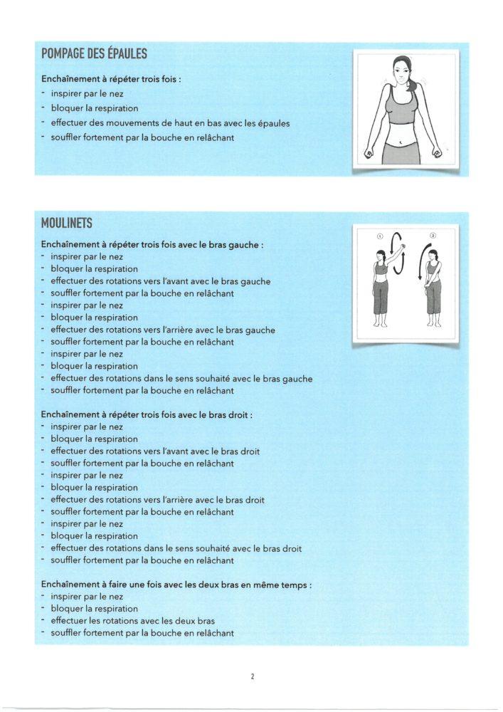 Gérer son stress page 2
