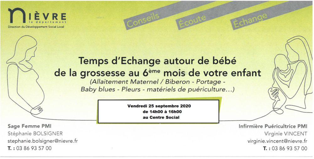 AUTOUR DE BEBE 25 09 2020